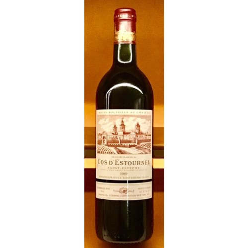 Wine CH COS D'ESTOURNEL 1989