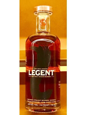 Spirits LEGENT SMALL BATCH BOURBON WHISKEY