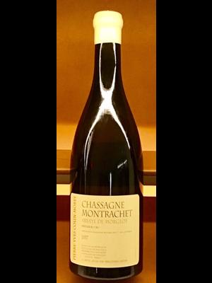 Wine PIERRE-YVES COLIN MOREY CHASSAGNE-MONTRACHET ABBAYE DE MORGEOT 1ER CRU 2017