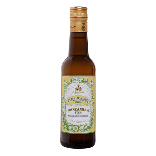 Specialty ORLEANS BORBON MANZANILLA FINA NV 375ML (WEB ONLY)