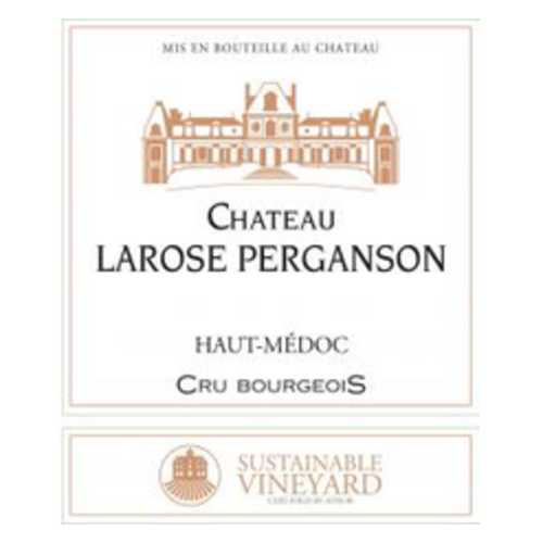 Wine CHATEAU LAROSE PERGANSON HAUT-MEDOC 2010