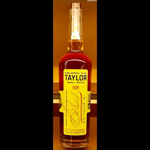 Spirits COLONEL E.H. TAYLOR SMALL BATCH BOURBON 100 PROOF