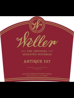 Spirits WELLER ANTIQUE BOURBON 107 PROOF (Do Not Sell)
