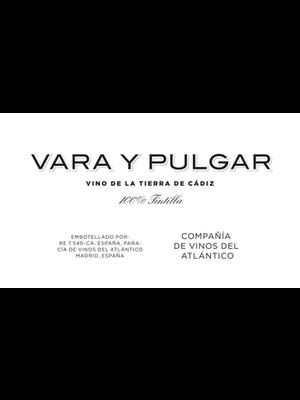 Wine VARA Y PULGAR TINTILLA 2015 (WEB ONLY)