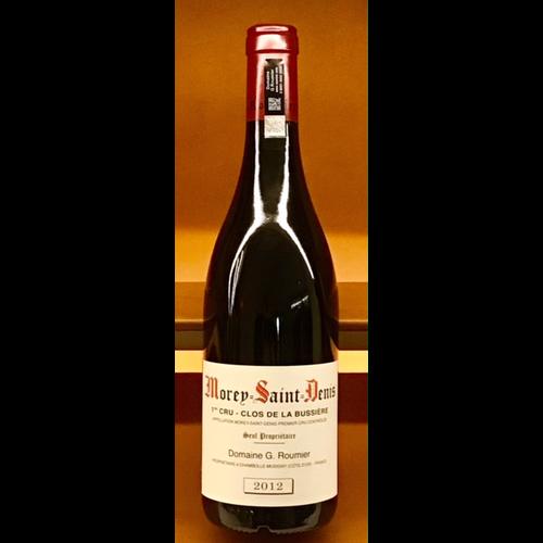 Wine ROUMIER MOREY SAINT DENIS 'CLOS DE LA BUSSIERE' 1ER CRU 2012