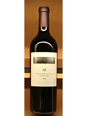 Wine MARCIANO 'M' PROPRIETARY RED BLEND 2016