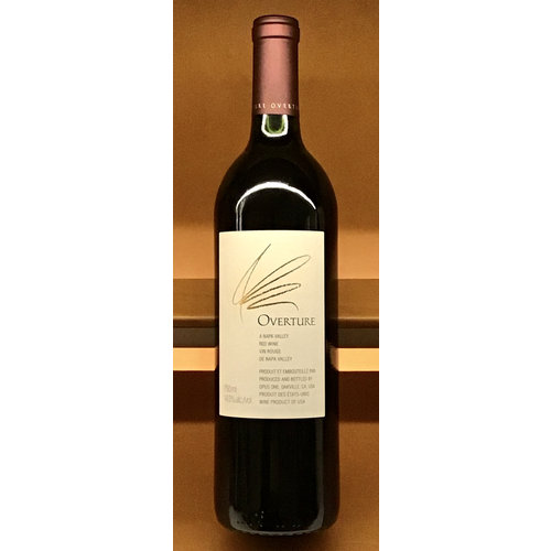 Wine OPUS ONE 'OVERTURE V6' NAPA VALLEY RED BLEND NV