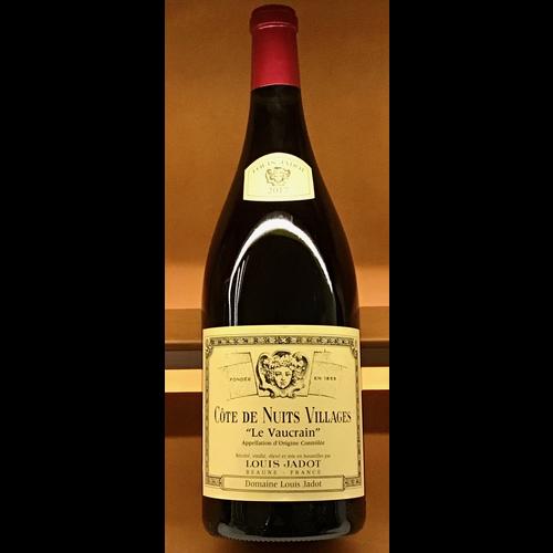 Wine DOMAINE JADOT 'LE VAUCRAIN' COTE DE NUITS VILLAGES 2017 1.5L
