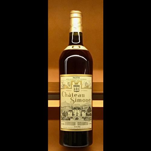 Wine CHATEAU SIMONE PALETTE ROSE 2018