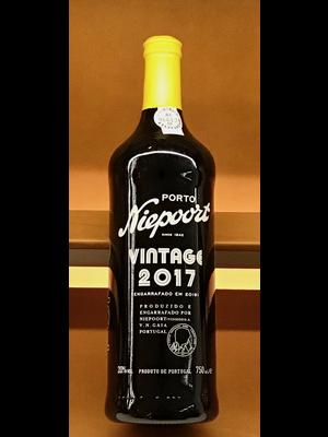 Fortified Wine NIEPOORT VINTAGE PORTO 2017