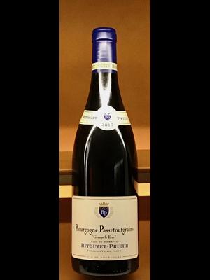 Wine BITOUZET-PRIEUR BOURGOGNE PASSETOUTGRAINS 'GRANGE LE DUC' 2017