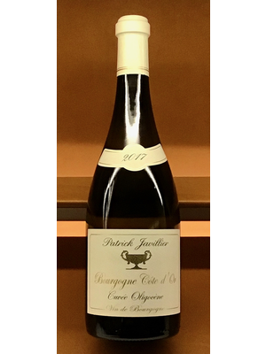 Wine PATRICK JAVILLIER 'CUVEE OLIGOCENE' BOURGOGNE BLANC 2017
