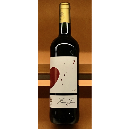 Wine CHATEAU MUSAR 'MUSAR JEUNE' RED 2016