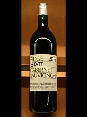 Wine RIDGE ESTATE CABERNET SAUVIGNON 2017
