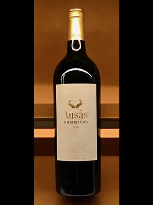 Wine AUSAS 'INTERPRETACION' 2016