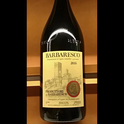 Wine PRODUTTORI DEL BARBARESCO 2016 3L