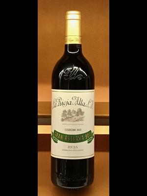Wine LA RIOJA ALTA '904' GRAN RESERVA 2010