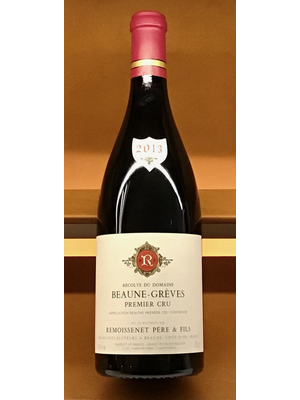 Wine REMOISSENET BEAUNE-GREVES 1ER CRU 2013