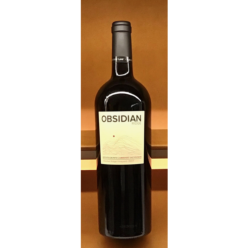 Wine OBSIDIAN RIDGE ESTATE CABERNET SAUVIGNON 2017