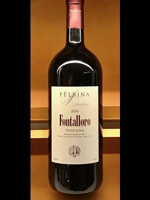 Wine FELSINA 'FONTALLORO' TOSCANA 2016 1.5L
