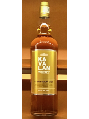 Spirits KAVALAN EX-BOURBON OAK  WHISKY