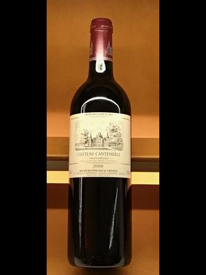 Wine CHATEAU CANTEMERLE 5EME GRAND CRU CLASSE 2000