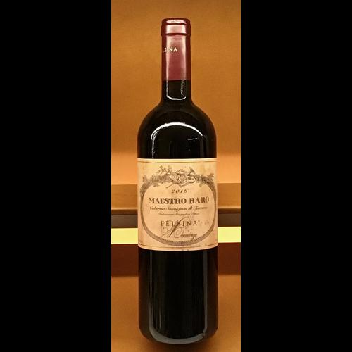 Wine FELSINA 'MAESTRO RARO' CABERNET DI TOSCANA 2016