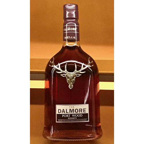 Spirits DALMORE PORT WOOD RESERVE SCOTCH WHISKY
