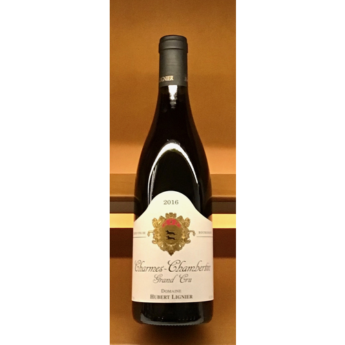 Wine DOMAINE HUBERT LIGNIER CHARMES-CHAMBERTIN GRAND CRU 2016