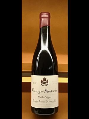 Wine BERNARD MOREAU CHASSAGNE-MONTRACHET VIEILLES VIGNES ROUGE 2017