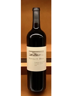 Wine NOVELTY HILL COLUMBIA VALLEY CABERNET SAUVIGNON 2016