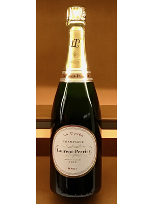 Wine LAURENT PERRIER 'LA CUVEE' BRUT CHAMPAGNE NV