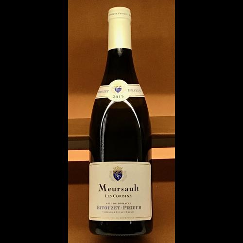 Wine BITOUZET-PRIEUR 'LES CORBINS' MEURSAULT 2015