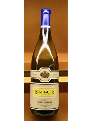 Wine ROMBAUER CHARDONNAY 2019