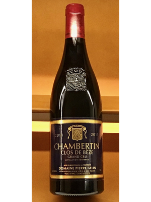 Wine PIERRE GELIN CHAMBERTIN-CLOS DE BEZE GRAND CRU 2011