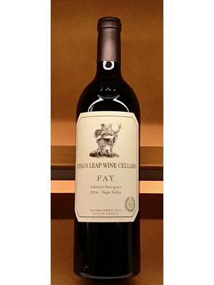 Wine STAG'S LEAP WINE CELLAR 'FAY VINEYARD' CABERNET SAUVIGNON 2016