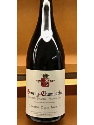 Wine DENIS MORTET GEVREY CHAMBERTIN 'LAVAUX SAINT JACQUES' 1ER CRU 2017  1.5L