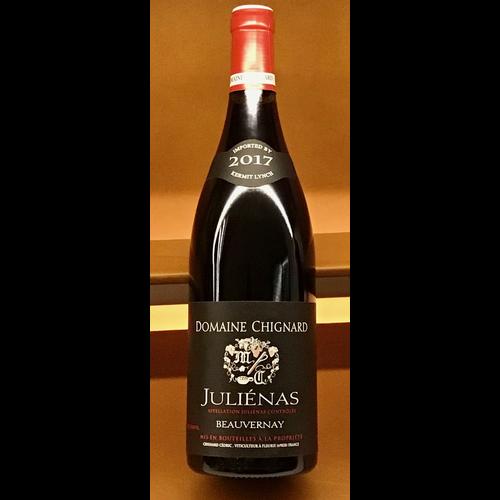 Wine CHIGNARD 'BEAUVERNAY' JULIENAS 2017