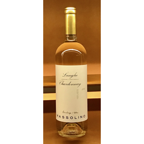 Wine MASSOLINO LANGHE CHARDONNAY 2016