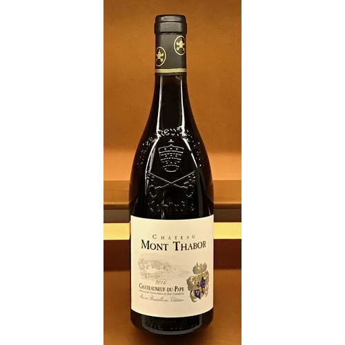 Wine CHATEAU MONT THABOR CHATEAUNEUF DU PAPE 2016