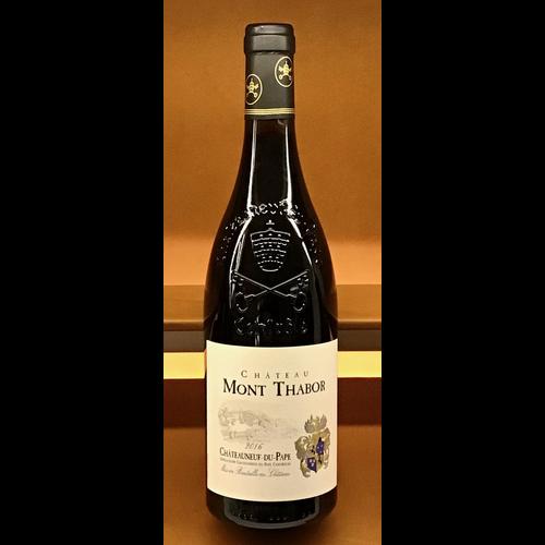 Wine CHATEAU MONT THABOR CHATEAUNEUF DU PAPE 2016
