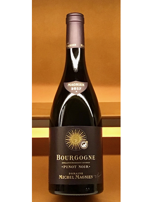 Wine MICHEL MAGNIEN BOURGOGNE ROUGE 2017
