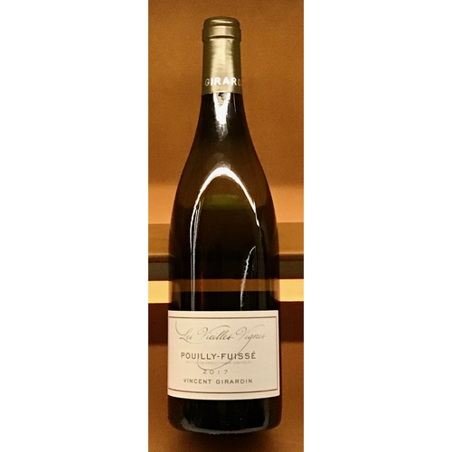 Wine VINCENT GIRARDIN POUILLY-FUISSE VV 2017