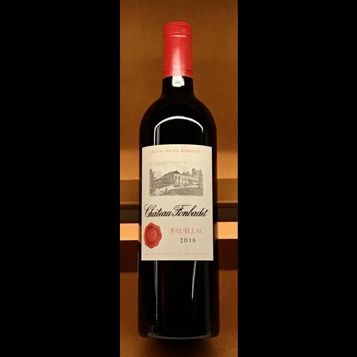 Wine CHATEAU FONBADET 2016