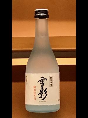 Wine YUKIKAGE SNOW SHADOW TOKUBETSU JUNMAI 300ML