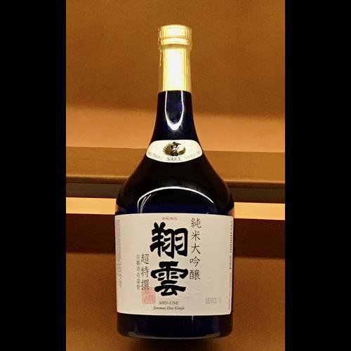 Wine HAKUTSURU SHO-UNE JUNMAI DAI GINJO SAKE 720ML