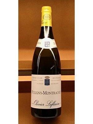 Wine OLIVIER LEFLAIVE PULIGNY MONTRACHET 2016