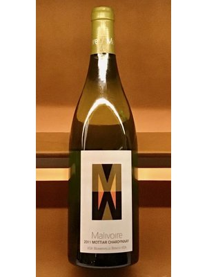 Wine MALIVOIRE CHARDONNAY MOTTIAR VINEYARD 2011