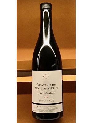 Wine CHATEAU DU MOULIN-A-VENT 'LA ROCHELLE' 2016