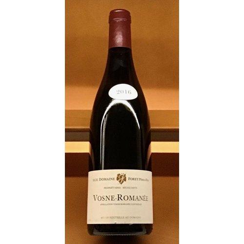 Wine REGIS FOREY VOSNE ROMANEE 2016